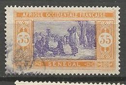 SENEGAL  N° 62 OBL - Sénégal (1887-1944)