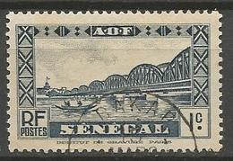 SENEGAL  N° 114 OBL TB - Usati