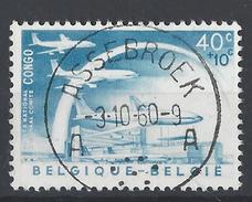 Nr 1147 Centraal Gestempeld - Belgique