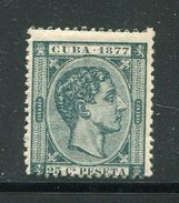 CUBA- Y&t N°19- Neuf Sans Gomme - Cuba (1874-1898)