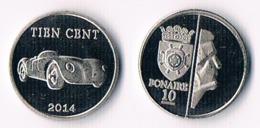 Bonaire 10 Cents  2014 - Antilles Neérlandaises