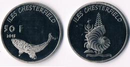 ILES CHESTERFIELD - 50 Francs 2015 - Nouvelle-Calédonie