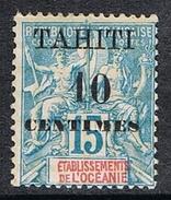 TAHITI N°33 - Used Stamps