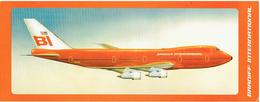 BRANIFF INTERNATIONAL - Boeing 747 (Airline Issue)