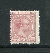 CUBA- Y&T N°86- Neuf Avec Charnière * (belle Cote!!!) - Cuba (1874-1898)