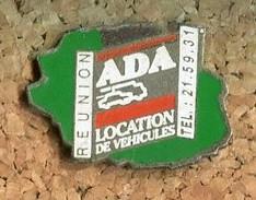PINS - Ile De La REUNION - ADA ( Location De Voitures ) - Autres