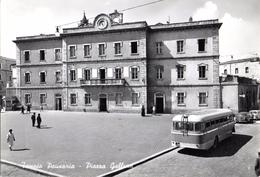 GS5  TEMPIO PAUSANIA - SASSARI - PIAZZA GALLURA -FG VIAGGIATA 23.7.1960 - VERA FOTOGRAFIA - Sassari