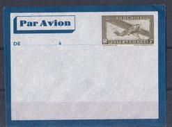 Indochine Rare Entier 37c  ACEP PA EN5 Neuf Cote 210 € TB - Indochine (1889-1945)