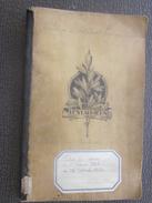 Pilotage Port-Saint-Louis-du-Rhone Relevé Factures 1935-36 Compagnie Maritime Noms Navires Dates-Bill Of Lading-Registre - Juegos De Sociedad