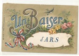 B 1313  ARS  UN BAISER D ARS - Ars-sur-Formans
