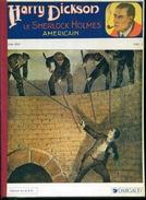 Coffret Vide Harry Dickson Jean Ray Vol 1 Ed Art Et Bd Dargaud Pouvant Contenir 10 Fascicule - Toverachtigroman