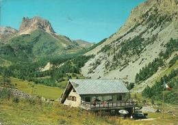 Bardonecchia (Torino, Piemonte) Valle Stretta, Rifugio C.A.F., Vallée Etroite Refuge C.A.F., Panorama Estivo - Italie