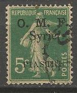 SYRIE N° 35 TYPE 1  OBL TB - Syria (1919-1945)