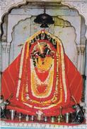 23953. Postal  AMER Fort , JAIPUR (India) Sheila Devi, Idolo De Durga - India