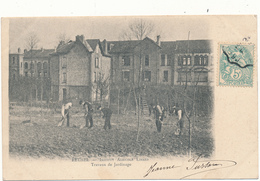 RETHEL - Institut Agricole Linard - Travaux De Jardinage - Rethel