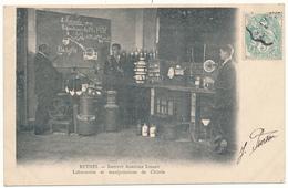 RETHEL - Institut Agricole Linard - Laboratoire Et Manipulations De Chimie - Rethel