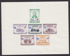 Honduras, Scott #C300a, Mint Never Hinged, Sesquicentennial Of Lincoln, Issued 1959 - Honduras