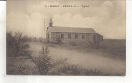 11. Maroc, Fedhala, L'Eglise - Maroc