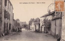 87 -  LADIGNAC   Route De Chalus - Autres Communes