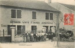 CPA VITRIMONT S/54/57 - Autres Communes
