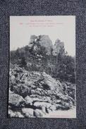 MONTABLBA Près AMELIE LES BAINS - Les Ruines Du Vieux Château. - Autres Communes