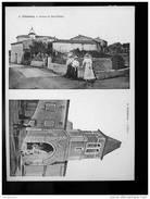 D  03 10 (ct SAINT HILAIRE) Au Premier Enchérisseur, Villebazy, Av Saint Hilaire, L'église. - Sin Clasificación