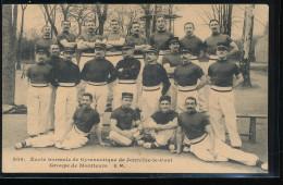 94 --  Ecole Normale De Gymnastique Et D'Escrime  De Joinville - Le - Pont  --  Groupe De Moniteurs - Joinville Le Pont