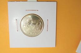 Monaco  2003  50 Cts - Monaco