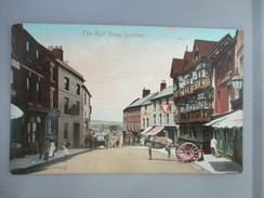 CPA ROYAUME ANGLETERRE THE BULL RING LUDLOW - Shropshire