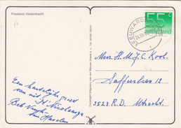 Ansicht 24 Jul 1990 Leeuwarden EKP (type CB) - Postal History