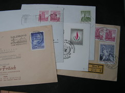 Österreich , 5  Briefe - Lots & Kiloware (max. 999 Stück)