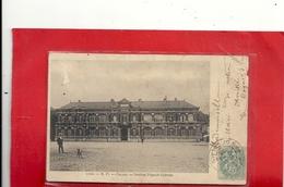 1100.R.P. CALAIS . INSTITUT PIGAULT-LEBRUN . JOLIE CARTE ANIMEE DU 10-8-1903 - Calais