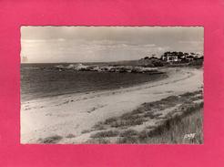 85 VENDEE, ILE DE NOIRMOUTIER, L'Herbaudière, Plage De Luzéronde,1954, (Gaby) - Ile De Noirmoutier