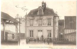 Dépt 60 - LIANCOURT - Mairie De Liancourt-Saint-Pierre - Liancourt