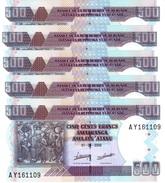 BURUNDI 500 FRANCS 2009 P-45a NEUF [BI232a] - Burundi