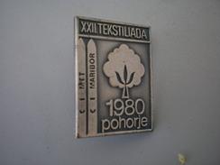 XXII Tekstiliada  1980 Pohorje Maribor - Sport Invernali