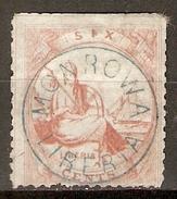 LIBERIA     -   1864  .  Y&T N° 4 Oblitéré - Liberia