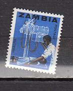 ZAMBIA  * YT N° 5 - Zambie (1965-...)