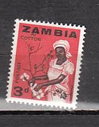ZAMBIA  * YT N° 7 - Zambie (1965-...)
