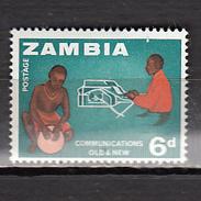 ZAMBIA  * YT N° 9 - Zambie (1965-...)