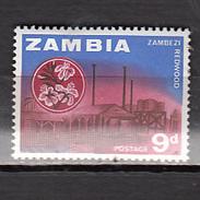 ZAMBIA  * YT N° 10 - Zambie (1965-...)