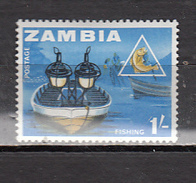 ZAMBIA  * YT N° 11 - Zambie (1965-...)