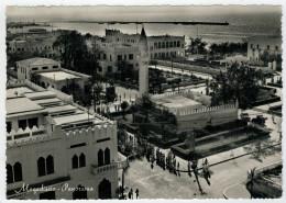 SOMALIA   MOGADISCIO   PANORAMA     2  SCAN  (VIAGGIATA) - Somalia