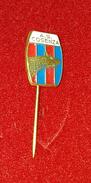 AS COSENZA ITALIA ITALY VINTAGE PIN BADGE - Football