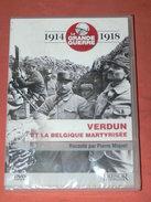 DVD  / 1914 / 1918 LA GRANDE GUERRE WWI   / VERDUN ET LA BELGIQUE MARTYRISEE /  DVD NEUF SOUS BLISTER - Musik-DVD's