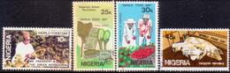 NIGERIA 1981 SG #423-26 Compl.set Used World Food Day - Nigeria (1961-...)