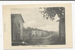 Sainte Remy Aux Bois    Faubourg - Francia