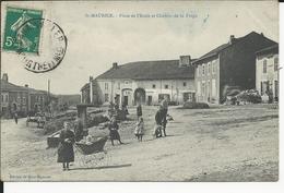 Sainte Maurice  Place De L'Ecole Et Chemin De La Forge - France