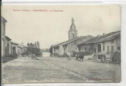 Champenoux  Grande Rue - France