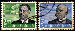 08223 Alemanha Reich Aéreos Zeppelin Lilientahl U - Airmail